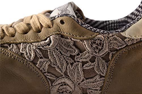 Scarpe Taupe Sneakers 140315 Soya Macrame' Fish Donna 36 5pwxgUq