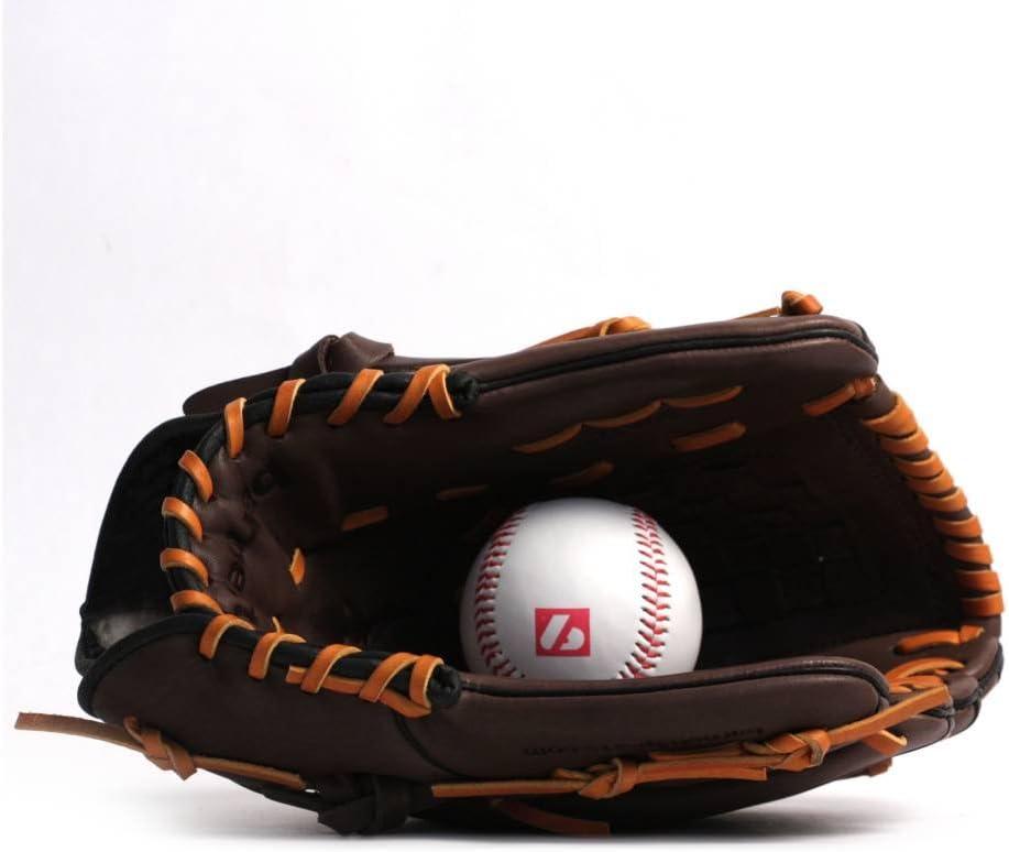 da Competizione Outfield Taglia 12 Vera Pelle Barnett GL 120/Guanto da Baseball