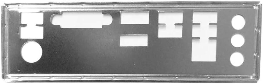 Zahara I/O IO Bracket Panel Backplate Shield Replacement for ASUS TUF B365M-PLUS Gaming Blend