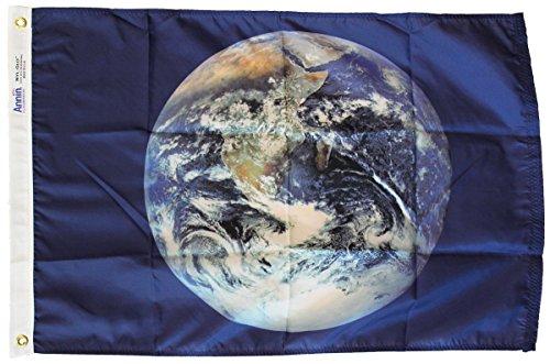 Earth - 2 ft x 3 ft Nylon Flag