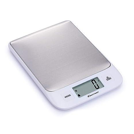 Cucsaist Básculas de cocina Básculas electrónicas Básculas digitales Básculas pesadas electrónicas de la cocina del hogar