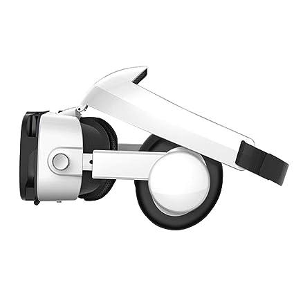 Casco de realidad virtual VR Gafas 4d Juego, Gafas 3D montadas en la Cabeza,