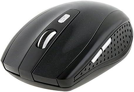2.4GHz Wireless Optical Mouse /&USB Receiver Adjustable DPI for PC Laptop Desktop