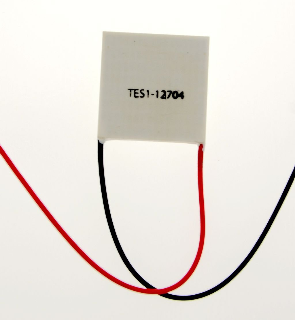 BXQINLENX TES1-12704 Thermoelectric Cooler Peltier 30X30