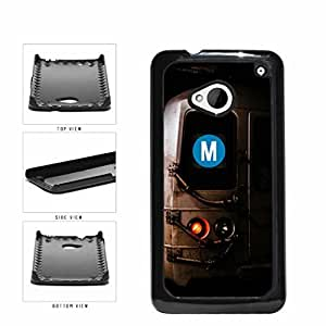 Personalized NYC Train Custom Letter M Plastic Phone Case Back Cover HTC One M7