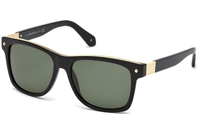 Gafas de sol Roberto Cavalli RC955S C56 01N (shiny black ...