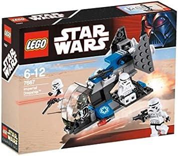 LEGO Star Wars 7667 Imperial Dropship - Dropship Imperial: Amazon ...