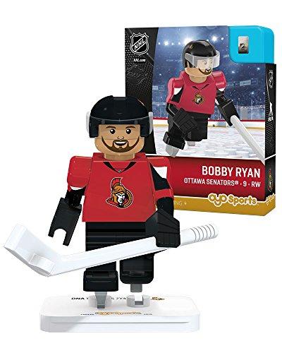 Ottawa Senators Helmet - OYO Sports NHL Minifigure Ottawa Senators Bobby Ryan