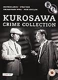 Kurosawa Crime Collection - 4-DVD Box Set ( Yoidore tenshi / Nora inu / Warui yatsu hodo yoku nemuru / Tengoku to jigoku ) ( Drunken Angel / Stra [ NON-USA FORMAT, PAL, Reg.2 Import - United Kingdom ]