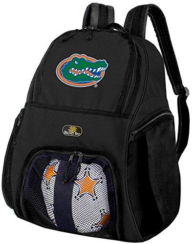 大学のフロリダ州サッカーバックパックまたはFlorida Gatorsバレーボールバッグ