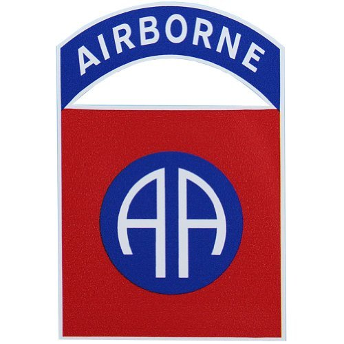U.S. Army 82nd Airborne Division Vinyl Decal