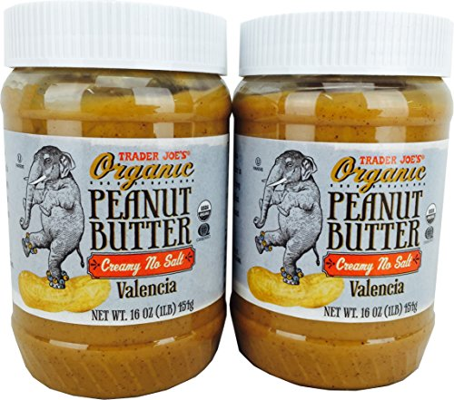 Trader Joes Creamy Organic Peanut