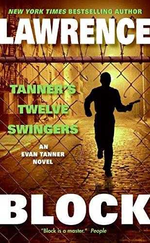book cover of Tanner\'s Twelve Swingers
