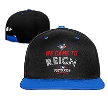 Toronto Blue Jays 2016 Postseason We Came To Reign Baseball Snapback Cap