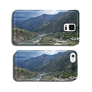 Karakoram mountain range, himalayas of Pakistan cell phone cover case Samsung S6