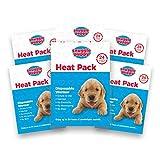 SmartPetLove Paquetes de Calor para Mascotas (Paquete de 6)