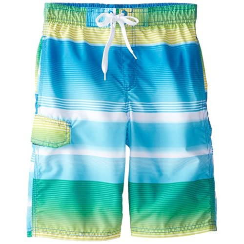 Kanu Surf Boys Yolo Quick Dry UPF 50 Beach Swim Trunk
