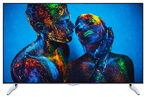 Telefunken XU55A401 140 cm (55 Zoll) Fernseher (4K Ultra HD, Triple Tuner,DVB-T2 H.265/HEVC, Smart TV, Netflix)