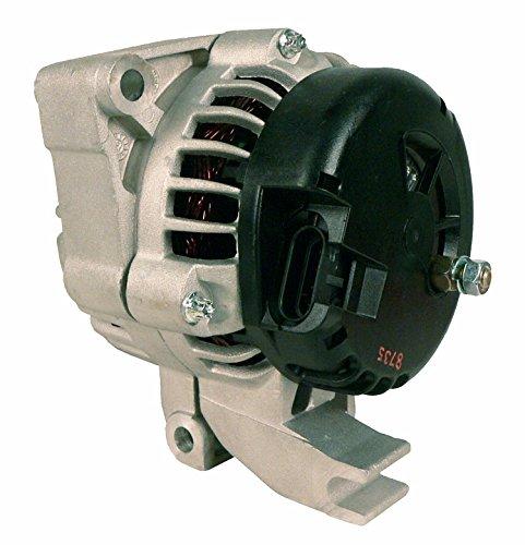 DB Electrical ADR0138 New Alternator For Chevy Monte Carlo Impala 3.8L 99 00 01 1999 2000 2001 Grand Prix 99 00 01 02 03 1999 2000 2001 2002 2003 Impala Monte Carlo 00 01 2000 2001 Regal 99 00 01 1999