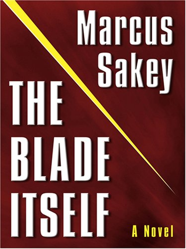 Download The Blade Itself (Thorndike Crime Scene) PDF