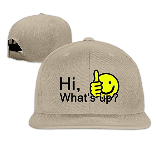 Commander Fox Boys Costumes (MaNeg Hi, What Unisex Fashion Cool Adjustable Snapback Baseball Cap Hat One Size)