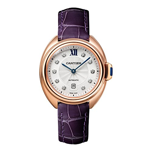 Cartier Cle Automatic Ladies Watch WJCL0031