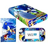 Cheap Vanknight Nintendo Wii U Console Controller Skin Set Vinyl Decal Stickers Cover