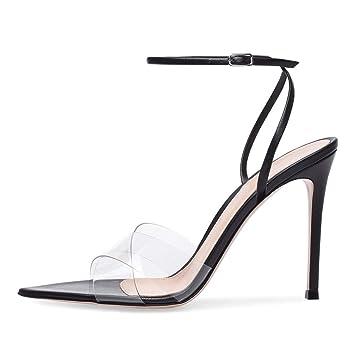 971b7ee355a Amazon.com  FCXBQ Women s High Heel Sandals
