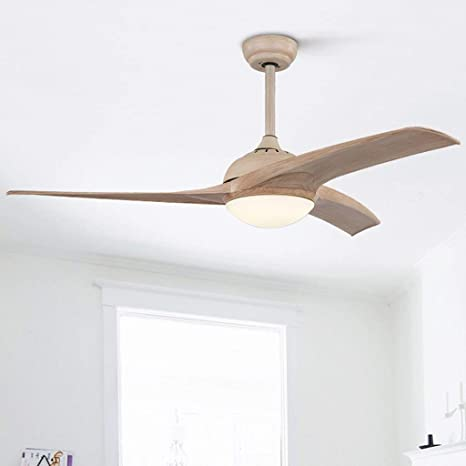 luz de techo ventilador, moderna simple Silencio Dormitorio ...