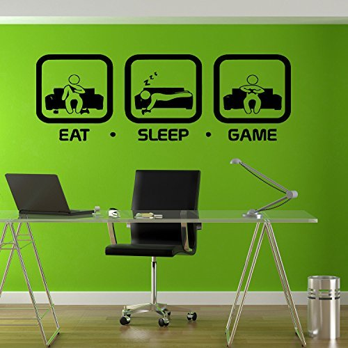 eat-sleep-game-wall-decal-gaming-geek-nerd-gigaflops-joystick-playing-sticker-wall-decal-decor-gamer