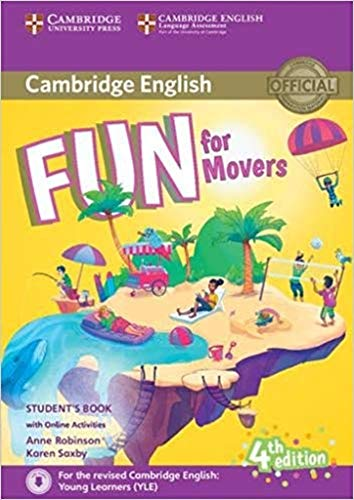 Fun for Movers Student's Book with Online Activities with - Movers Fun For