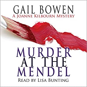 Murder at the Mendel Audiobook