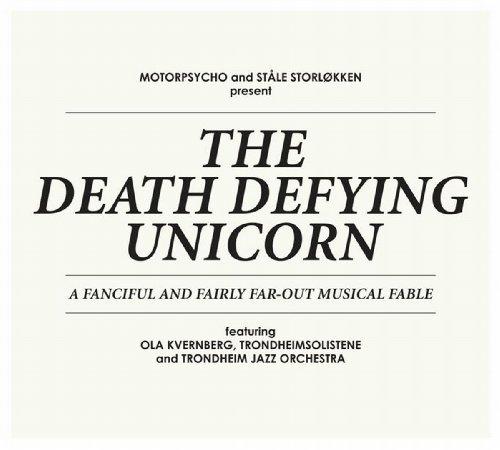 Motorpsycho: Death Defying Unicorn (Audio CD)
