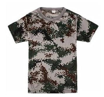 (tamaño XL) Hiperopía tácticos hombres deolux Remera/selva iwea fonezilla Hiperopía ropa caza