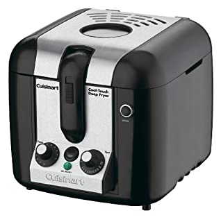 Cuisinart CDF-80C Cool Touch Deep Fryer (B003WEAHW2) | Amazon price tracker / tracking, Amazon price history charts, Amazon price watches, Amazon price drop alerts