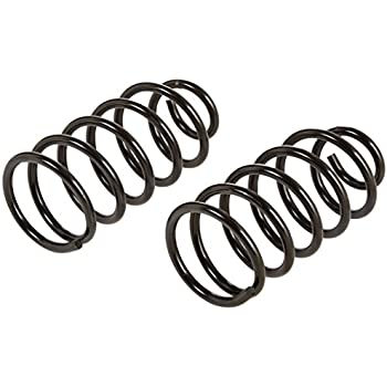 Amazon Com Moog 81045 Coil Spring Set Automotive