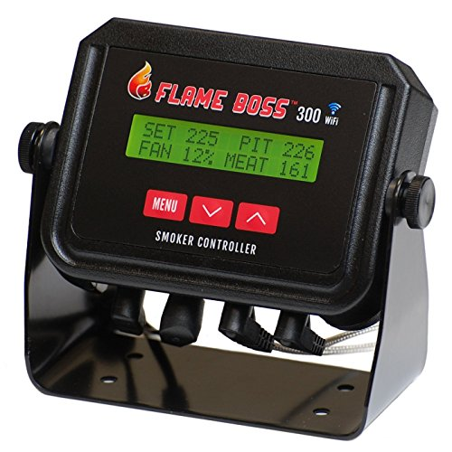 Flame Boss 300-WiFi Universal Grill & Smoker Temperature Controller