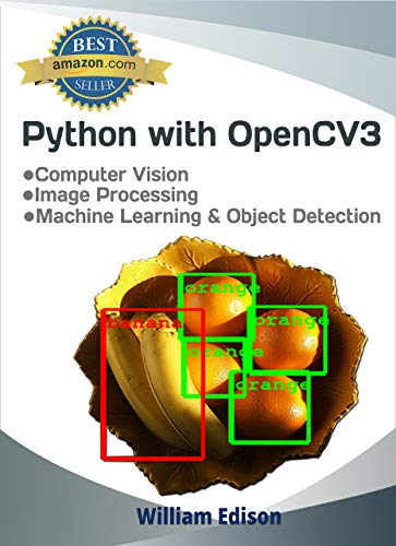 Amazon com: Python with OpenCV3: Computer vision with