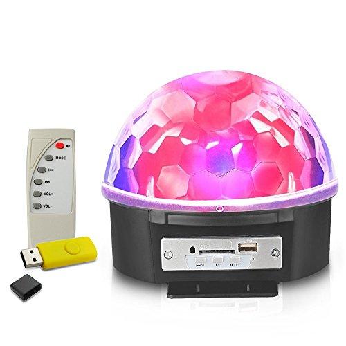 KSTON Crystal Rotating Christmas Lightingwith product image