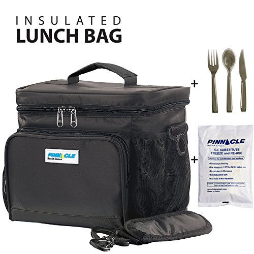 INSULATED LUNCH BAG KIT Work product image