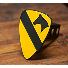 7th Cavalry Military Trailer Hitch Cover