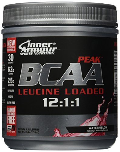 Inner Armour BCAA Peak, Watermelon, 354 Grams