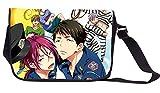 Siawasey Free! Eternal Summer Anime Iwatobi Swim Club Cosplay Handbag Messenger Bag Backpack Shoulder Bag