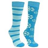 Best Trespass Snow Socks - Trespass Childrens/Kids Lori Ski Tube Socks Review