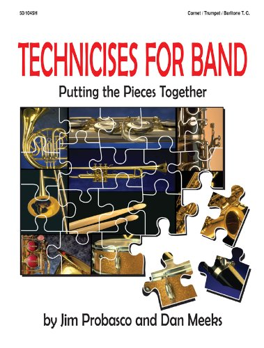 Technicises For Band Cornet/Trumpet/Bari TC: Putting for sale  Delivered anywhere in USA