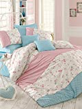 Pearl Home King Quilt Cover Set -240x220 cm