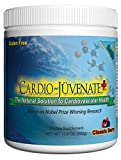 Cardio Juvenate Plus Classic Berry Cardio Health Formula: Nitric Oxide Supplement 5000mg L-arginine, 1000mg L-citrulline, 1000mg L-carnitine per serving to support heart health and blood pressure