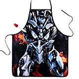 Children Painting Apron / For Women Kitchen or Kids Artists Classroom / Waterproof 100% Polyester- Geek Novelty Gifts by Famgem- Megatron