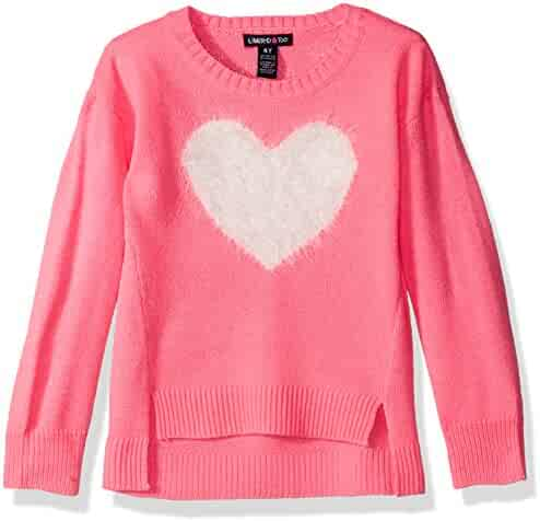 Limited Too Toddler Girls' Pullover Sweater (More Styles Available)
