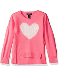 Toddler Girls' Pullover Sweater (More Styles Available)